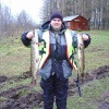 После рыбалки на Плюссе